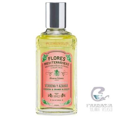 Álvarez Gómez Flores Mediterráneas Verbena y Azahar Spray 150 ml
