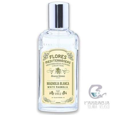 Álvarez Gómez Flores Mediterráneas Magnolia Blanca Spray 150 ml