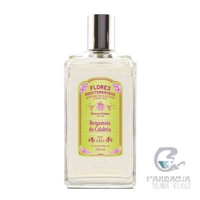 Álvarez Gómez Flores Mediterráneas Bergamota de Calabria Spray 150 ml