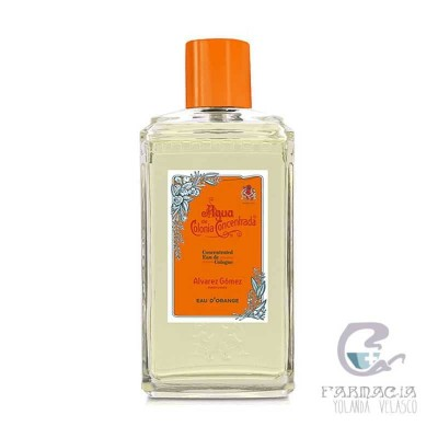 Álvarez Gómez Agua de Colonia Concentrada Eau D´Orange 150 ml