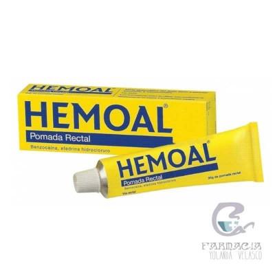 Hemoal Forte Pomada Rectal 1 Tubo 30 gr