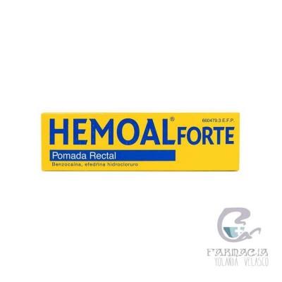 Hemoal Forte Pomada Rectal 1 Tubo 50 gr