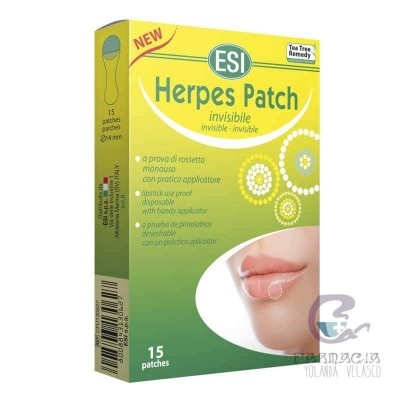 Herpes Patch 15 Minipatch