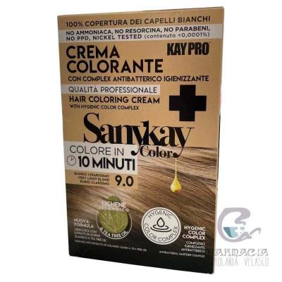 Sanykay Crema Colorante Rubio Clarisimo 9.0