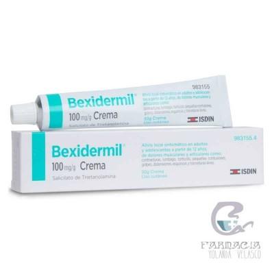 Bexidermil 100 mg/g Crema 1 Tubo 50 gr