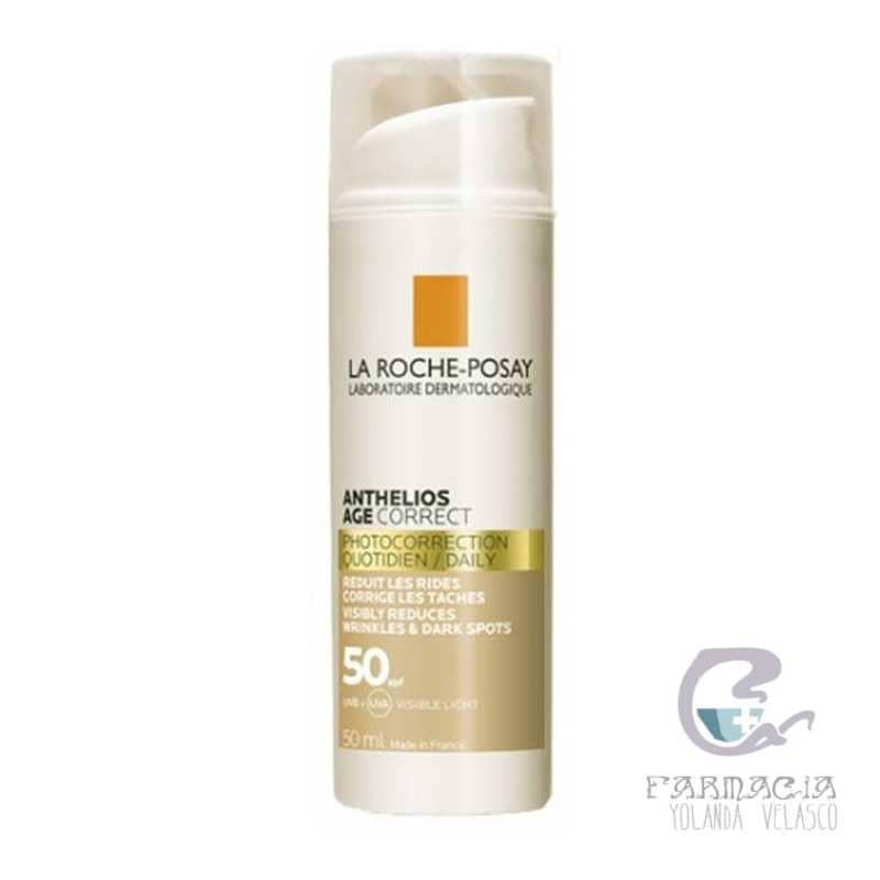La Roche Posay Anthelios Age Correct CC Cream SPF50 50 ml