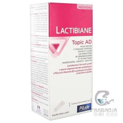 Lactibiane Topic AD 1 Tubo 125 ml