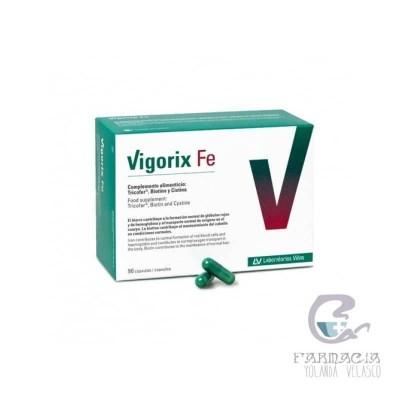 Vigorix FE 90 Cápsulas