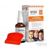 Nyda Espress Pediculicida 1 Envase 50 ml