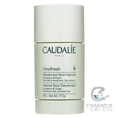 Caudalie Desodorante Vinofresh Eucalipto & Uva 50 gr