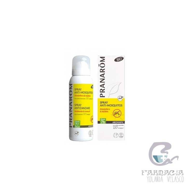 Pranarom Spray Antimosquitos Bio Eco 150 ml