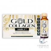 Gold Collagen Hairlift 10 Frascos 50 ml
