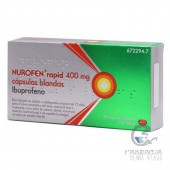 Nurofen Rapid 400 mg 20 Cápsulas Blandas