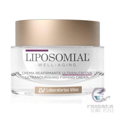 Liposomial Well-Aging Crema Reafirmante Ultranutritiva 1 Envase 50 ml