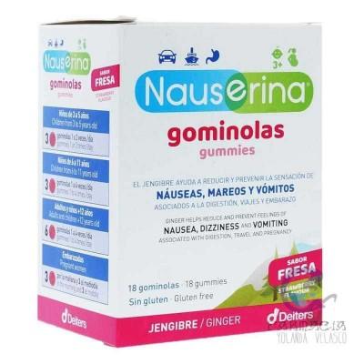 Nauserina 18 Gominolas