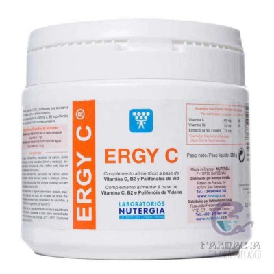 Nutergia Ergy C 125 gr