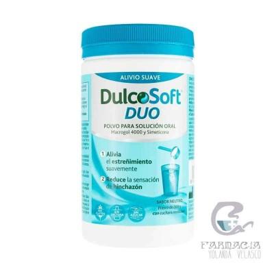 Dulcosoft Duo Polvo Para Solución Oral 1 Envase 200 gr