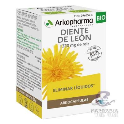 Diente de León Arkopharma 84 Cápsulas
