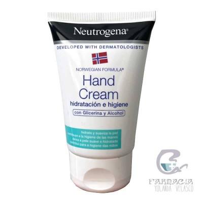 Neutrogena Manos Gel Hidratación e Higiene 50 ml