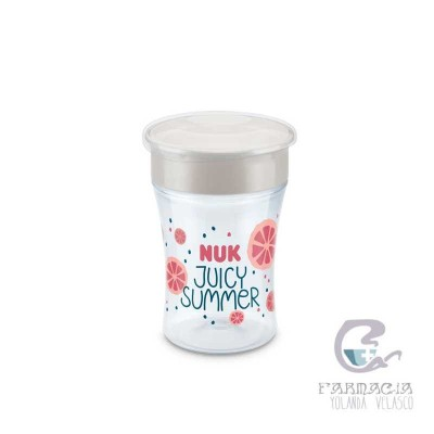 Nuk Magic Cup Limited Edition Fruits +8 meses 230 ml