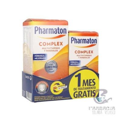 Pharmaton Complex Pack 100 + 30 Cápsulas