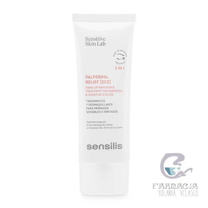 Sensilis Palpebral Relief Ecz Desmaquillante 100 ml