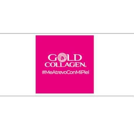 gold collagen logo